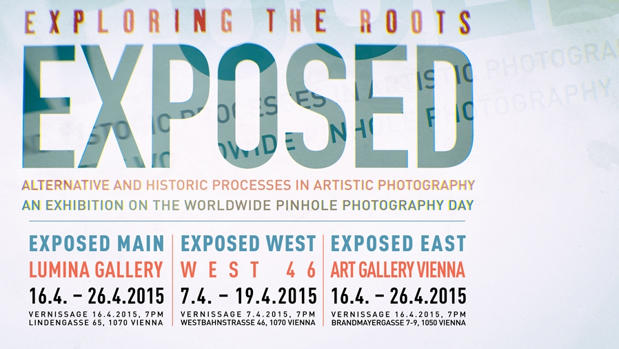 Ausstellungsserie Exposed - Exploring the roots